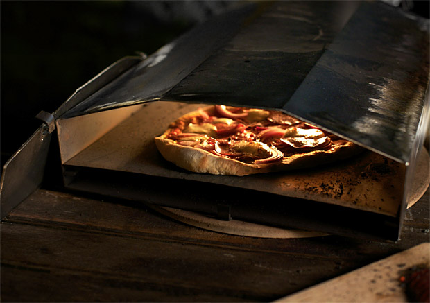 Uuni Wood-fired Pizza Oven at werd.com