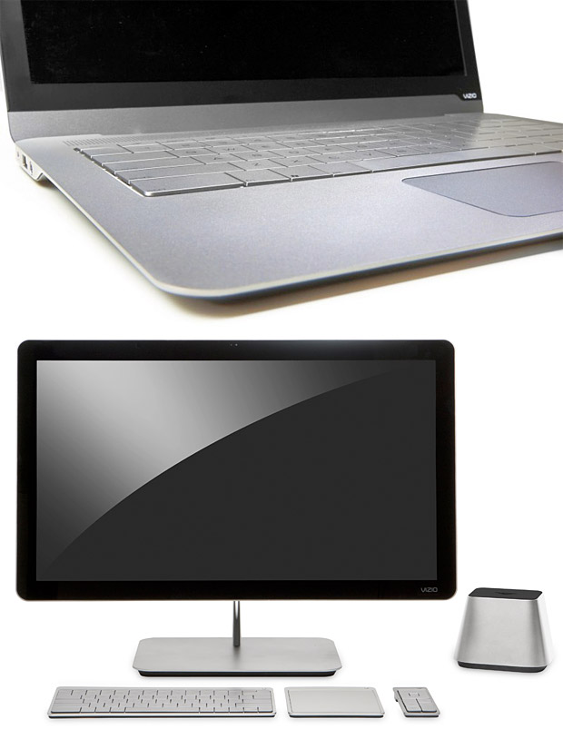 Vizio PC Line at werd.com