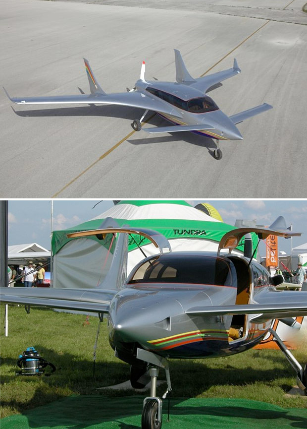 Volta Volaré GT4 Electric Hybrid Aircraft at werd.com