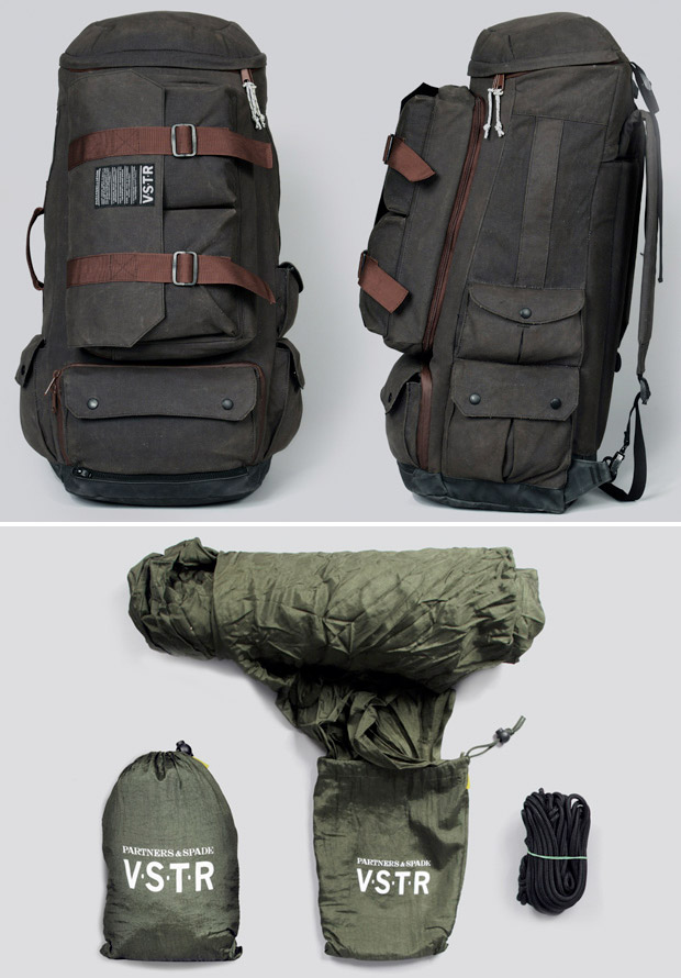 VSTR Nomadic Pack at werd.com