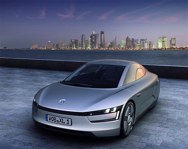 Volkswagen XL1 at werd.com