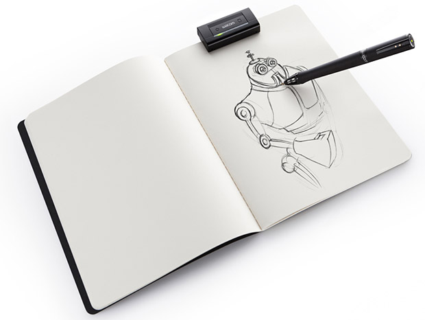 Wacom Inkling at werd.com
