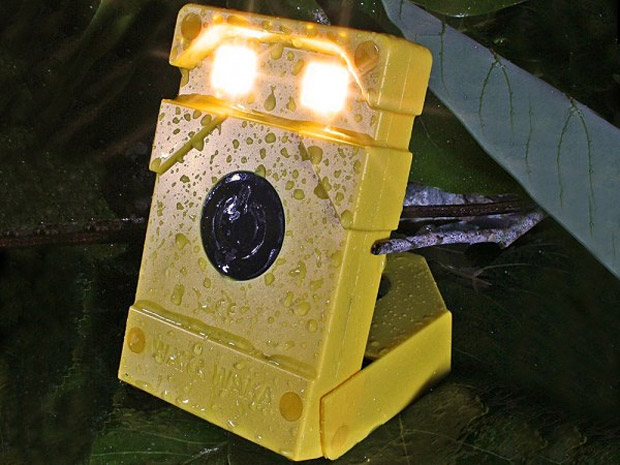 WakaWaka Light at werd.com