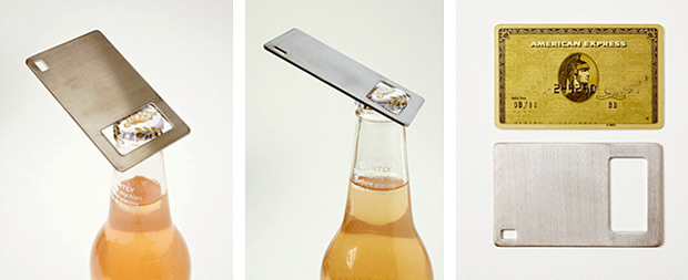 The Wally Bottle Opener at werd.com