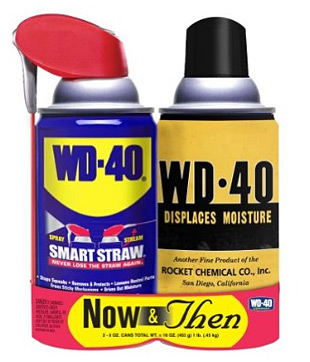 WD-40 Now And Then Combo Pack at werd.com