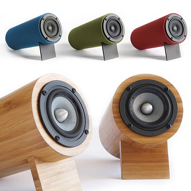 Well Rounded Sound Speakers at werd.com