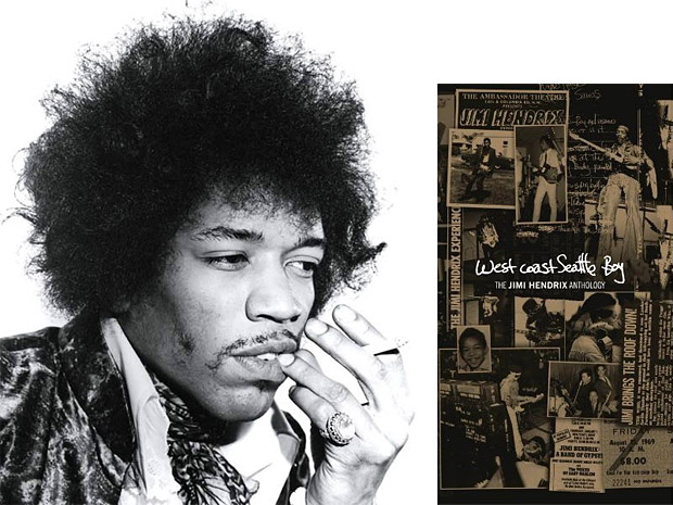 West Coast Seattle Boy: The Jimi Hendrix Anthology at werd.com