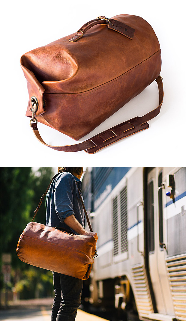 Whipping Post Military Duffle Bag at werd.com