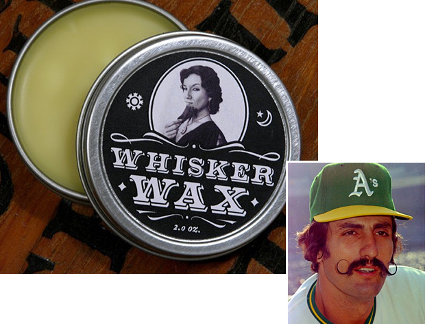 Whisker Wax at werd.com
