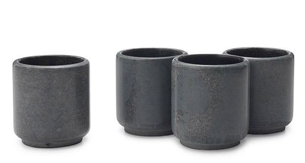 Whiskey Stone Shot Glasses at werd.com