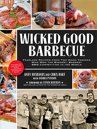 Wicked Good Barbecue at werd.com