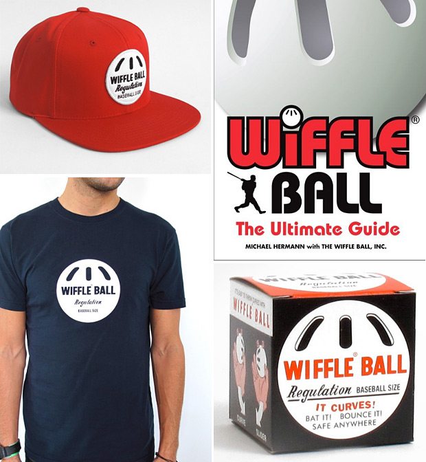 Wiffle Ball Style at werd.com