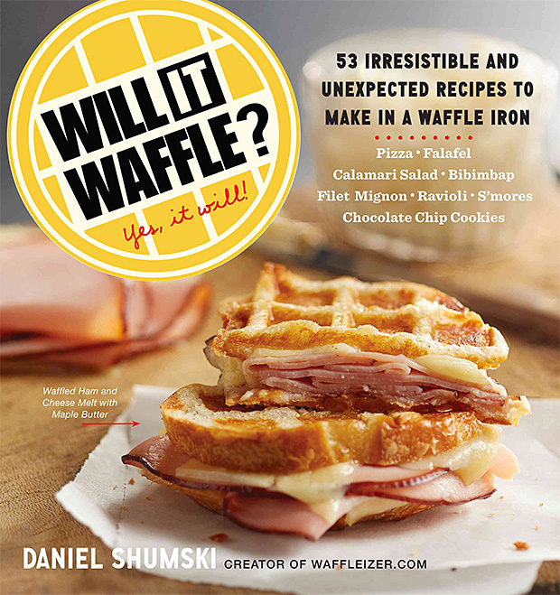 Will It Waffle?: 53 Irresistible and Unexpected Recipes to Make in a Waffle Iron at werd.com