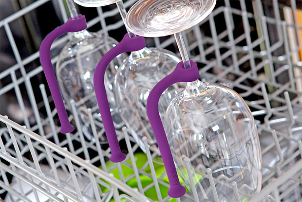Wine Glass Tether at werd.com