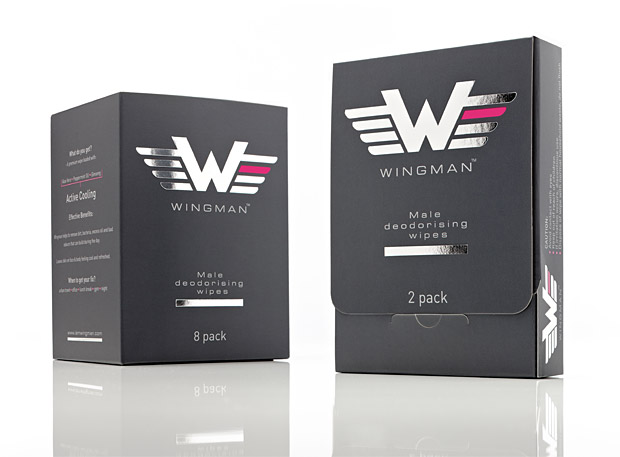 Wingman Wipes at werd.com