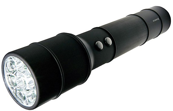 WiseLED Tactical Flashlight at werd.com