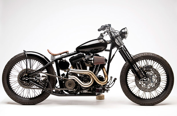 Wonder Bikes Bobber at werd.com