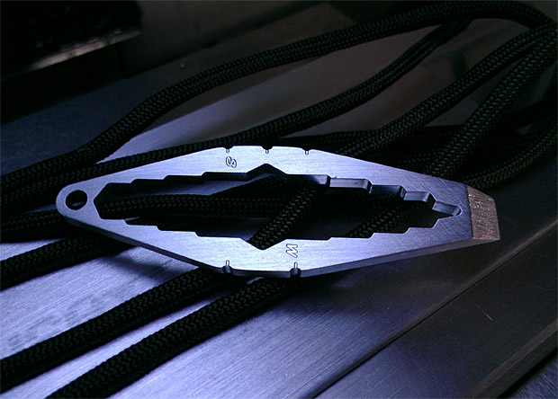 WTF Titanium Multi-tool at werd.com