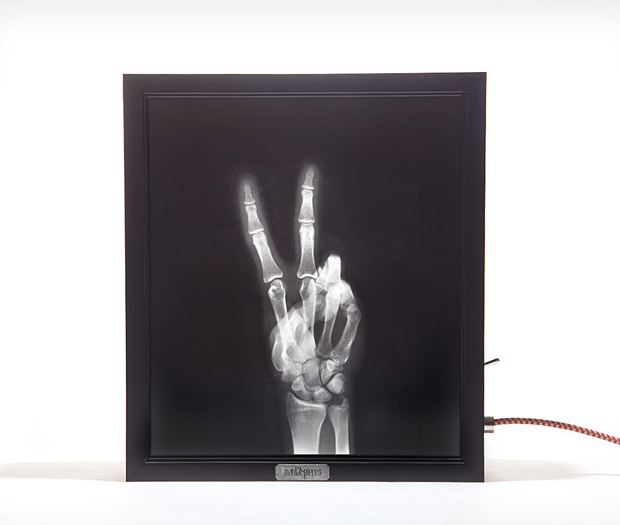 X-Ray Lightbox at werd.com