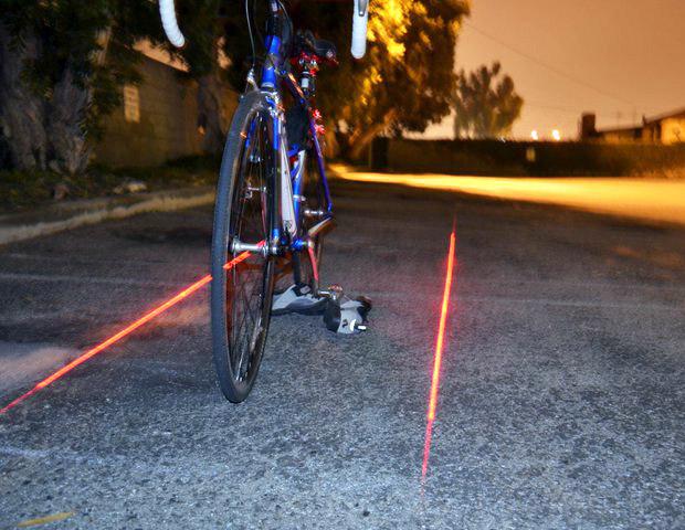 XFire Bike Lane Safety Light at werd.com