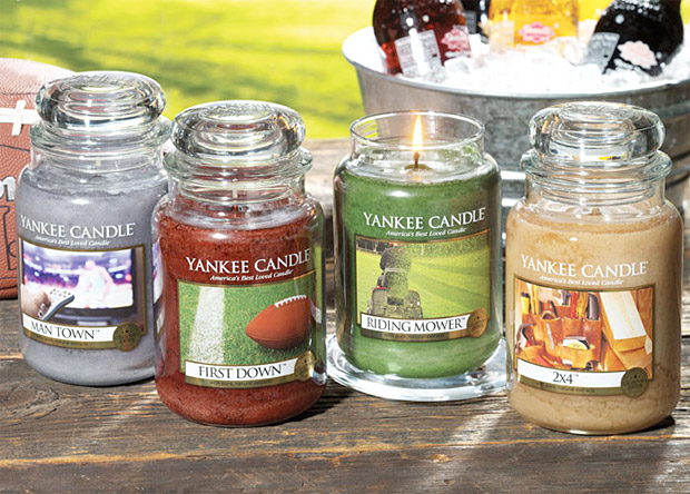 Man Candles by Yankee Candle at werd.com