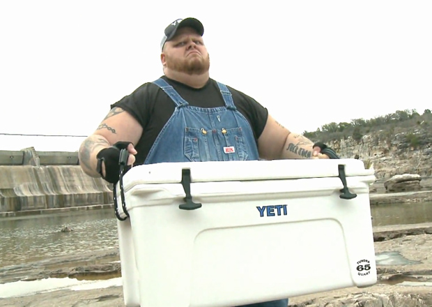Yeti Coolers at werd.com
