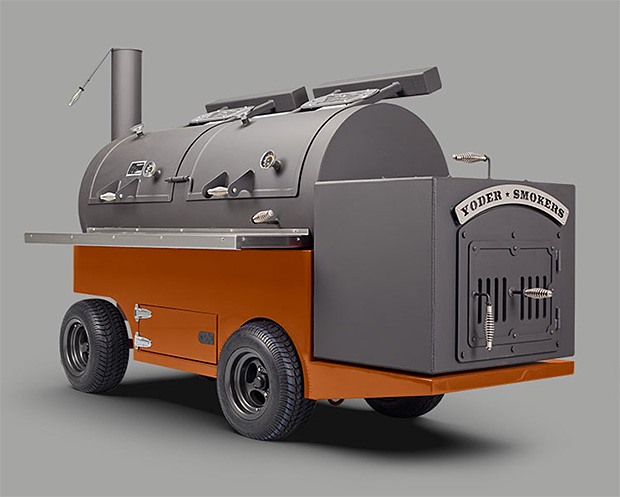 The Frontiersman Competition Smoker at werd.com