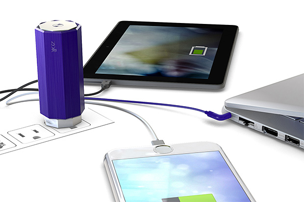Zolt Portable Charger at werd.com